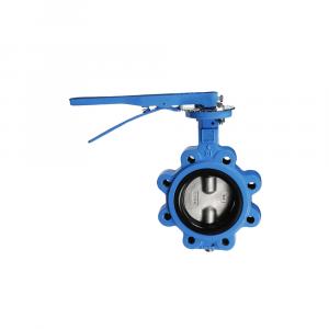 Valvola a farfalla Lug con disco in acciaio - Accessori Acqua | Hot & Cold