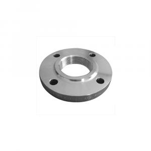 Flangia filettata in acciaio al carbonio - Raccordi in acciaio | Hot & Cold