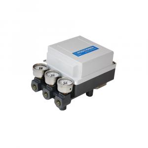 Posizionatori elettropneumatici per valvole - Raccordi inox | Hot & Cold