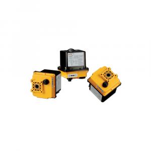 Attuatori elettrici per valvole a sfera e a farfalla - Raccordi inox | Hot & Cold