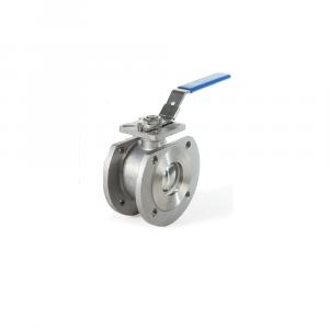 Valvola a sfera in acciaio wafer manuale - Raccordi inox | Hot & Cold