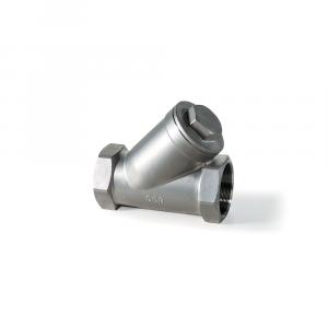 Filtro ad y in acciaio inox aisi 316 - Raccordi inox | Hot & Cold