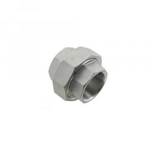Giunto in tre pezzi F/Fin acciaio inox - Raccordi inox | Hot & Cold