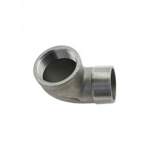 Gomiti a 90° M/F in acciaio inox - Raccordi inox | Hot & Cold