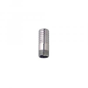 Portagomma filettato in acciaio inox Aisi 304 e Aisi 316