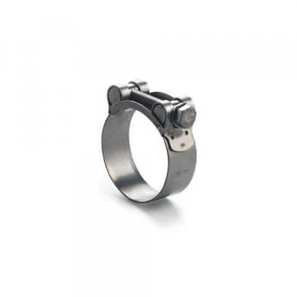 Fascette in acciaio inox per portagomma - Raccordi inox | Hot & Cold