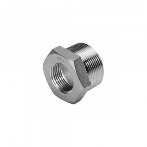 Riduzioni filettate in acciaio inox Aisi 316 - Raccordi inox | Hot & Cold