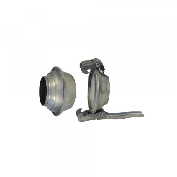 Attacchi rapidi in acciaio inox - Raccordi inox | Hot & Cold