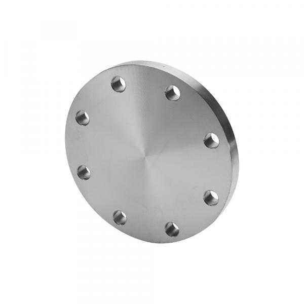 Flange cieche in acciaio inox Aisi 304 - Raccordi inox | Hot & Cold