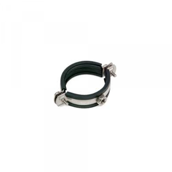 Collari in acciaio inox con gomma - Raccordi inox | Hot & Cold