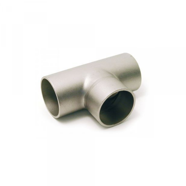 Tee a saldare in acciaio inox Aisi 316 - Raccordi inox | Hot & Cold