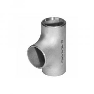 Tee in acciaio inox Aisi 304 schedula 10 - Raccordi inox | Hot & Cold