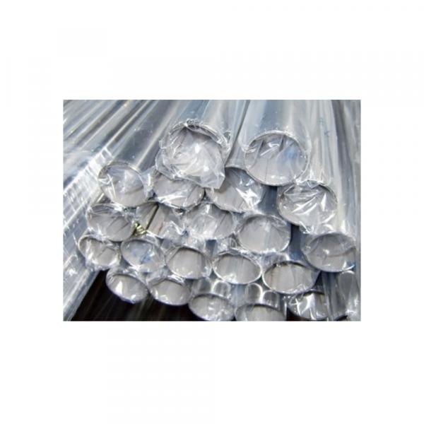 Tubi lucidi alimentari in acciaio inox Aisi 316 - Raccordi inox | Hot & Cold