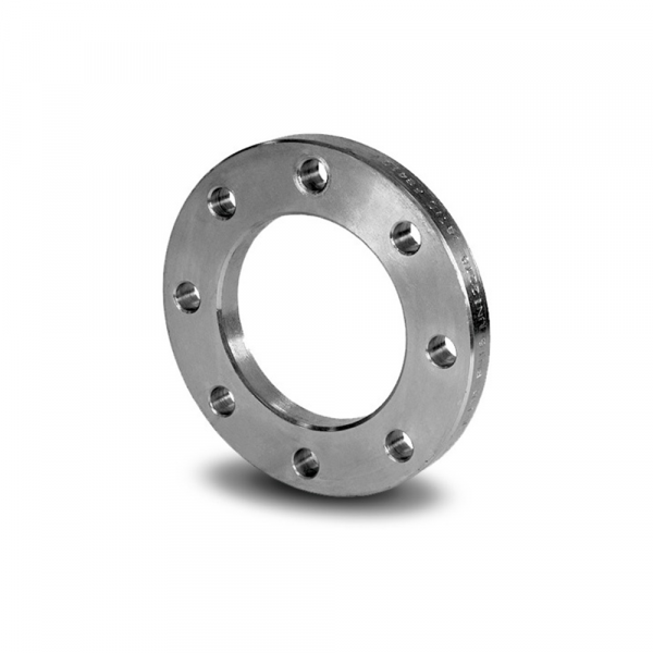 Flangia in acciaio al carbonio - Raccordi in polietilene | Hot & Cold