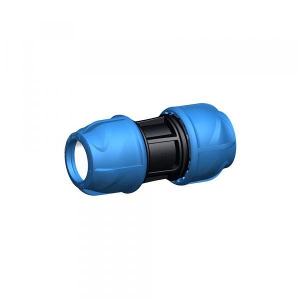 Manicotti a compressione in polietilene- Raccordi in Polietilene | Hot & Cold
