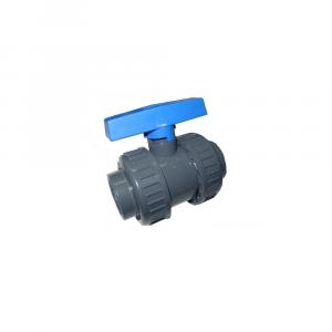 Valvole a sfera a incollaggio in PVC - Raccordi in PVC | Hot & Cold