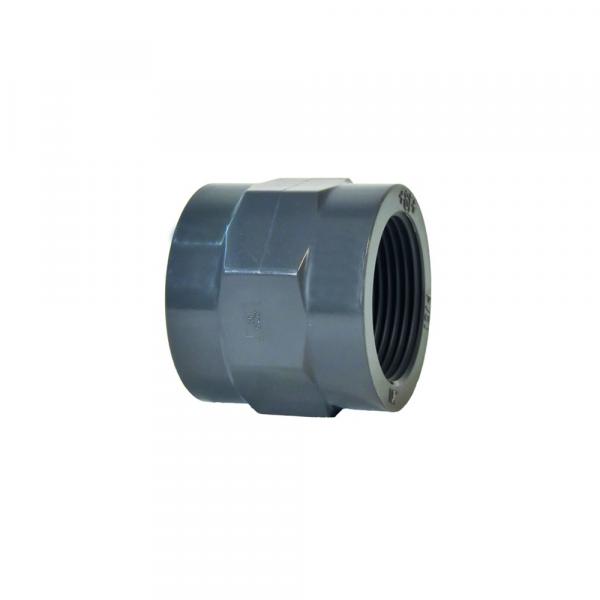 Manicotti filettati in PVC - Raccordi in PVC | Hot & Cold