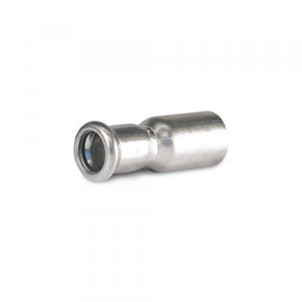 Riduzione f/f in acciaio inox - Raccorderia a pressare | Hot & Cold