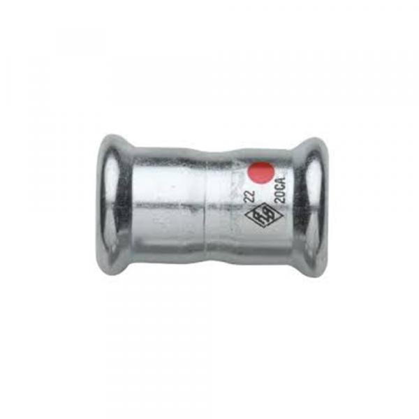 Manicotto in acciaio al carbonio zincato- Raccorderia | Hot & Cold