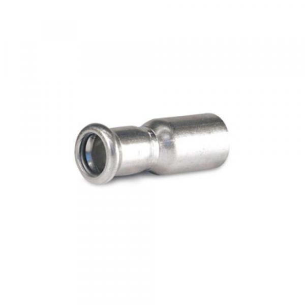 Riduzione f/f in acciaio al carbonio zincato - Raccorderia | Hot & Cold