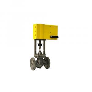 Valvole a due vie elettriche di regolazione - Accessori vapore | Hot & Cold
