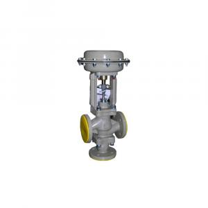 Valvola pneumatica a tre vie miscelatrice - Accessori vapore | Hot & Cold