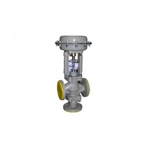 Valvola pneumatica deviatrice - Accessori vapore | Hot & Cold