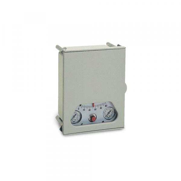Regolatori di temperatura e pressione pneumatici - Vapore | Hot & Cold