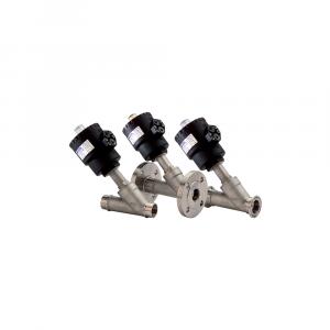 Valvola pneumatica a pistone inox - Accessori Vapore | Hot & Cold