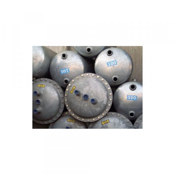 Testate zincate per bollitori - Accessori Vapore | Hot & Cold