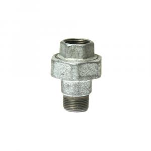 Giunto in tre pezzi m/f zincato - Raccordi zincati | Hot & Cold