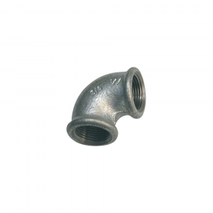 Gomito f/f in ghisa zincata - Raccordi zincati | Hot & Cold