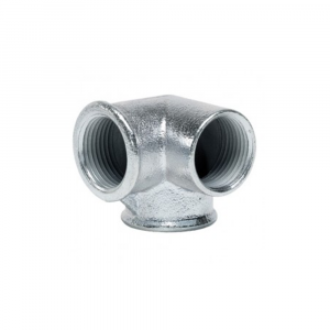 Distribuzione a gomito zincata - Raccordi zincati | Hot & Cold