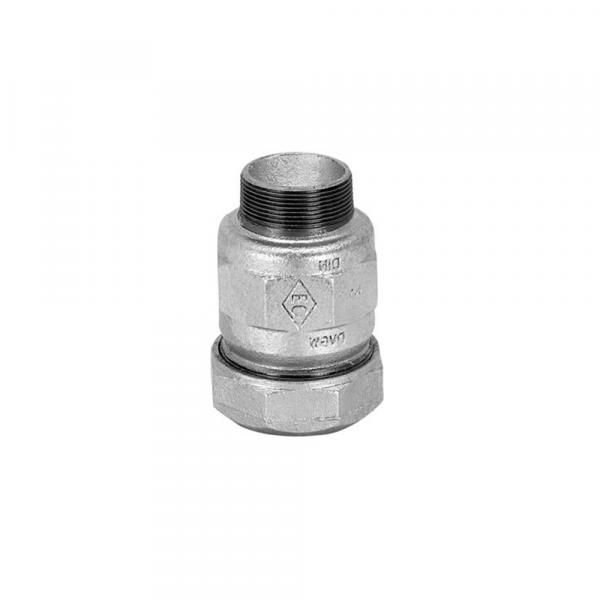 Raccordo rapido zincato maschio - Raccordi zincati | Hot & Cold