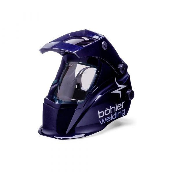 Maschera per saldatura Bohler per tubi in acciaio INOX